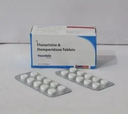 Vasodale- Flunarizine 5mg  Domperidone 10mg