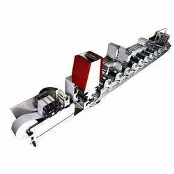 Starflex Flexographic Printing Machine