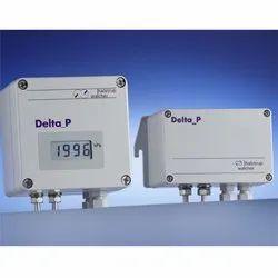 Differential Pressure Transducer PU (Delta_P)