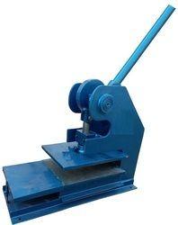 Mannual Slipper Making Machine