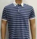 Mens Polo Neck T-Shirt