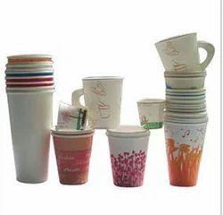 Disposable Plain Paper Cups