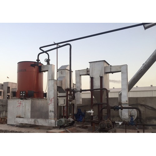 Solid Fuel Fired Thermic Fluid Heater, 230 V, Rs 246000
