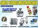 Mouth Freshner Making Machine