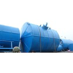 Nacl FRP Storage Tanks