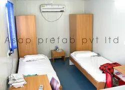 Porta Cabin Shelter Home Quarantine Shelter