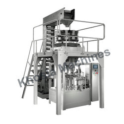 Vertex 550 Rice Packing Machine