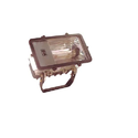 Warm White High Intensity Discharge Floodlight Luminaries, Ip Rating: Ip55