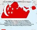 Singapore Thesis Writing Services