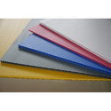 PP Corrugated Plain Sheet