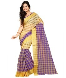 Cotton Silk Printed Saree