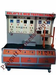 MCCB Overload Test Bench