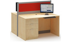 Partition Linear Partition Modular Office Workstation 60mm