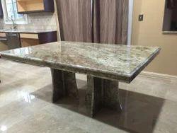 5 X 4 Feet Residential Granite Table
