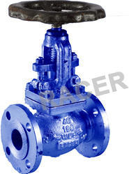 Flanged End CI Globe Valve