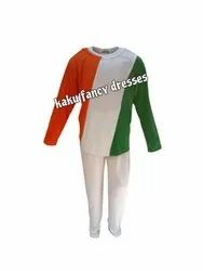 Tri Colour Track Suit