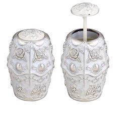 Silver Coated Imported Toothpick Holder