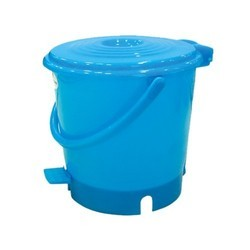 Plastic Foot Pedal Dustbin