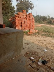 SB Square Construction Red Bricks, Size: 9 Inch Long Width 4 Inch