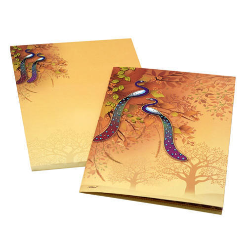 Indian Wedding Cards at Rs 40 piece Designer Wedding Invitation