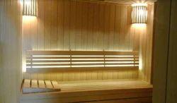Designer Sauna Room