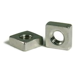 SS Square Nut