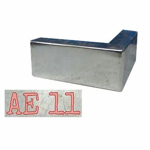 L Corner Sofa Steel Leg