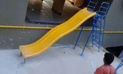 FRP Single Wave Slide