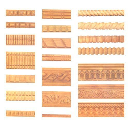 Decorative Wooden Mouldings. Hand Carved Wood Mouldings at Rs 150  square feet Wooden Molding