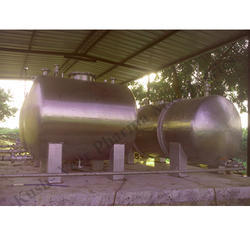 Pharma Acid Chemical Tank