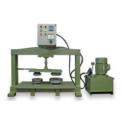 Semi Automatic Plate Machines