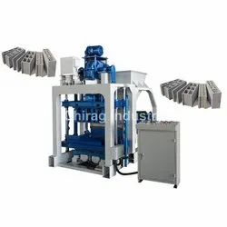 CI 1200 Semi Automatic Block Machine
