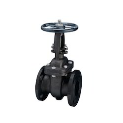 Vadotech Engineering Cast Iron Sluice Gate Valve, For Water, Flanged