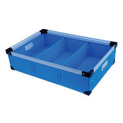 Stackable Corrugated Crates