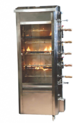 Grill Chicken Machine
