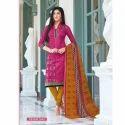 Cotton Churidar Suit Salwar