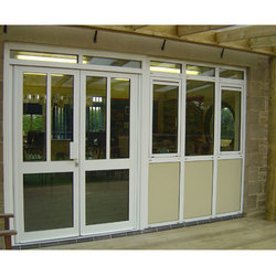Aluminium Glass Window And Door