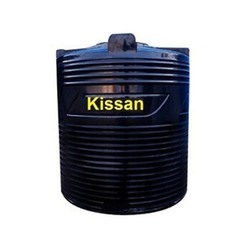 Kissan Plastic Double Layer Water Tanks