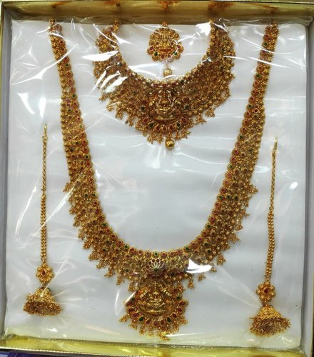 3fca38b8b Bridal Jewellery - Indian Bridal Jewelry Sets Wholesaler from Mumbai
