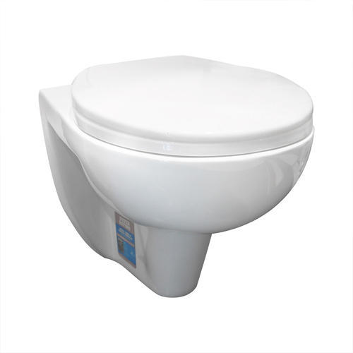 Grohe White Wall Mounted Hindware Mario Rs 6390 Piece