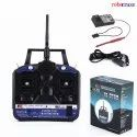 Flysky CT6B FS-CT6B 2.4G 6CH RC Transmitter & R6B Receiver For Drone Helicopters - Robocraze