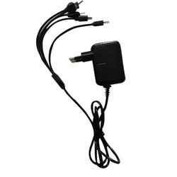 Black Multi Pin Mobile Charger