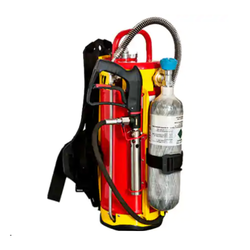 Water Mist Fire Fighting System