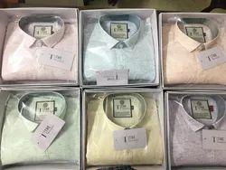 100% Cotton Long Sleeve Men Formal Shirts