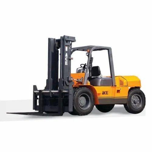 AF100D Diesel Forklift