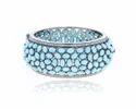 Diamond Gemstone Bangle Jewelry