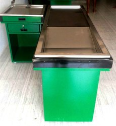 Office Table & Cash Counter with Draw 5 x 2