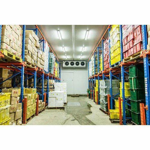 Vegetables And Fruits Cold Storage Room In Dum Dum