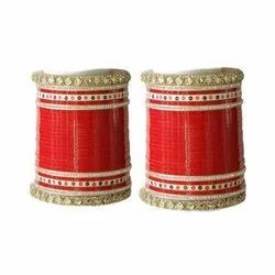 Alloy Crystal Chudas Wedding Chura