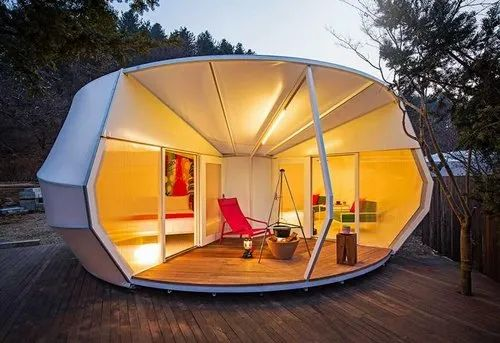 Camping Domes Structure
